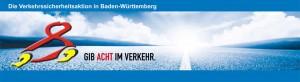 Winterreifen-Pflicht - Aktion Gib 8 im Verkehr