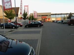 Rewe Markt Reilingen, Einkaufen in Reilingen, Gewerbe in Reilingen