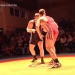 KSV Ispringen gegen ASV Ladenburg – Ringen Kampfsport