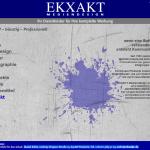 EKXAKT Mediendesign