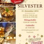 Restaurant Fodys Fährhaus Spezial Silvester Party