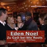Mo Roots Veranstaltung Januar 2015 im Restaurant Fodys Fährhaus in Ladenburg