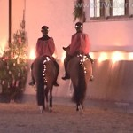 Reiterverein Reilingen – Dschungelbuch Weihnachtsreiten