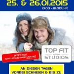 Top Fit Studio Reilingen – Tag der offenen Tür in Reilingen