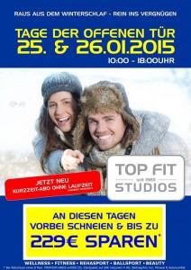 Top Fit Studio Reilingen - Tag der offenen Tür in Reilingen