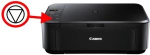 Günstige Farbpatrone getauscht - Drucker denkt er wäre leer. Canon Drucker Fehler beseitigen mit einem Knopfduck