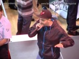 Fard Rapper in Heidelberg im Media Markt