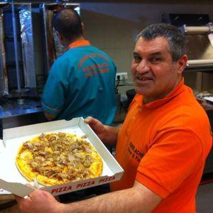 Essen für alle Gewohnheiten Kirrlacher Döner und Pizza Haus