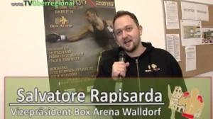 Box Arena Walldorf - internationale Veranstaltung - 2. BW Cup - Box Meisterschaften