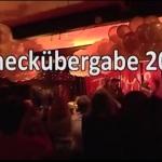 Spendenübergabe 2015 bei Restaurant Fodys Fährhaus