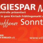 Energiesparmesse und verkaufsoffener Sonntag in Kirrlach