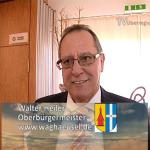 Walter Heiler bleibt Oberbürgermeister in Waghäusel
