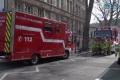 Brand in Mannheimer Krankenhaus
