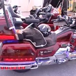 Goldwing Treffen in Ketsch am Rhein
