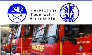 Hockenheim,Rhein-Neckar-Kreis: Küchenbrand - zwei leicht verletzte Personen