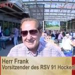 Maifest der Ringkämpfer RSV 91 Hockenheim und RKG Reilingen