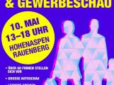 10 Mai 2015 Rauenberg Gewerbeschau Ankündigung