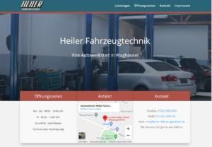 Heiler Fahrzeugtechnik Waghäusel