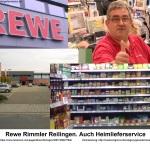 Im Rewe in Reilingen wird jeder satt :-)