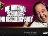 Die Partynacht mit den besten Hits der Schlager- und internationalen Discofoxszene