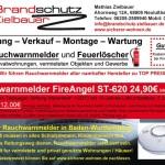 Brandschutz Zielbauer Neulußheim – Leben retten leicht gemacht