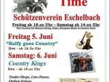 Countryfest – in Eschelbach wird am Anfang Juni 2015 die Zeit um 400 Jahre zurück gedreht