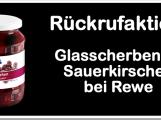 Fa. Gloster ruft ja! Sauerkirschen, entsteint, gezuckert, 720 ml zurück