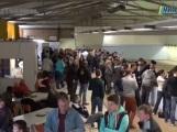Ludwigshafen – ca. 15 000 besucher beim Ostereierschießen der SG 1851