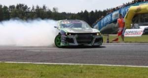 Auf dem Hockenheimring - ADAC Drift Cup Saisonstart 19.4.2015