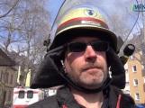 Speyer – Brand des Kutscherhaus in der Altstadt