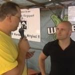 Steffen Bartsch – Oliver Döll Interview über Ringkampfverein Reilingen auf Strassenfest Reilingen