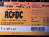 Hockenheim – Resümee nach AC-DC-Konzert