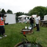 Petite Fleur Hockenheim - TVüberregional Videoproduktion live dabei