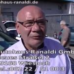 Autohaus Ranaldi Wiesloch mit Notdienst
