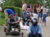 Seifenkistenrennen in Rauenberg am Mannaberg – Montag 25 – 5 – 2015