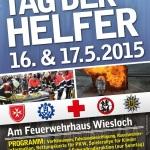 Tag der Helfer Wiesloch Baiertalerstrasse - Feuerwehr - Rotes Kreuz - THW - Malteser