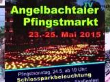 Pfingstmarkt Angelbachtal 2015 ein Film von TVüberregional Oliver Döll