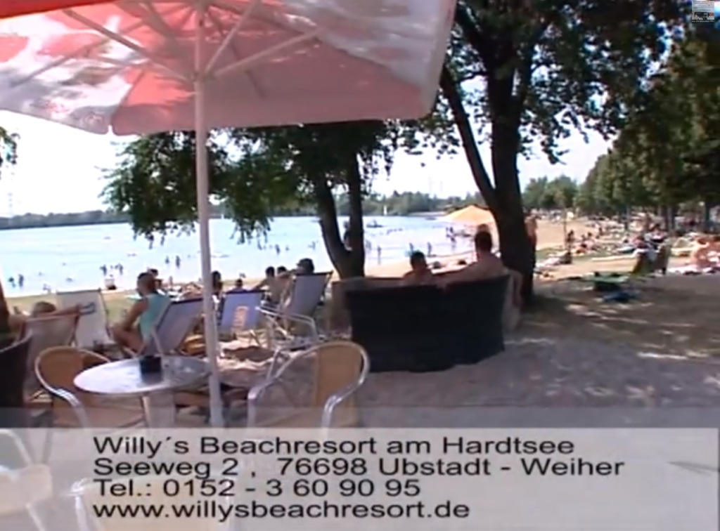 Baggersee Ubstadt Weiher