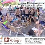 Beach Party – Samstag den 16 – Mai – 2015 – Place to Beach – Baggersee Hardtsee Ubstadt Weiher – Willys Beachresort  ab 17 Uhr