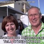 Reisemobile Mildenberger in Mühlhausen