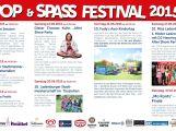 Heute – in Ladenburg – AWO Kindertag – Traumland für Kinder – Entspannung für Eltern – Restaurant Fodys Fährhaus