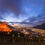 Heidelberg ist Besuchermagnet – 18,8 Prozent Zuwachs — Heidelberg is a magnet for visitors – 18.8 percent growth