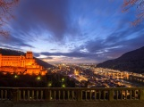 Heidelberg ist Besuchermagnet – 18,8 Prozent Zuwachs — Heidelberg is a magnet for visitors – 18.8 percent growth