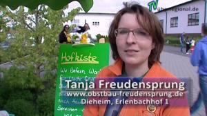 Freudensprung Hofladen in Dielheim mit Heimlieferservice