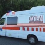 Bundespolizei – Ungarischer Krankenwagen sichergestellt
