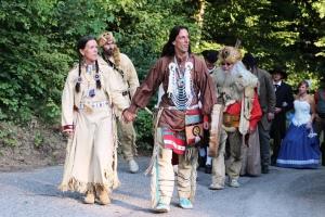 Eschelbach - Country - Fest - Zeitreise zu Cowboys, Indianer und Trapper am 27. und 28. Mai 2016 country time in eschelbach bei schützenverein diana - (34)