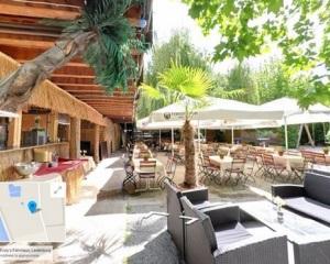 #restaurant_fodys_fährhaus_ladenburg #Ladenburg: LÄNGER LEBEN - GESUND BLEIBEN - durch BEWEGUNG. Am Neckar spazieren, frische Luft, GESUND ESSEN im Restaurant Fodys Fährhaus am Neckar, Altstadt bewundern.
