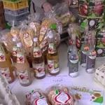 Freudensprung Obstbau Hoffest in Dielheim auf dem Erlenbachhof 10 und 11 Oktober 2015 TVüberregional Oliver Döll ist dabei