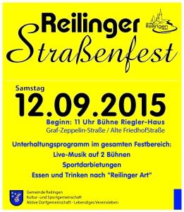 Gemeinde Reilingen presseinformation Nr. 36-2015 tvüberregional reilingen lokal oliver döll lokalreporter videoproduktion http://www.tvueberregional.de