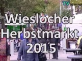 Wiesloch Herbstmarkt Genussmeile September 2015